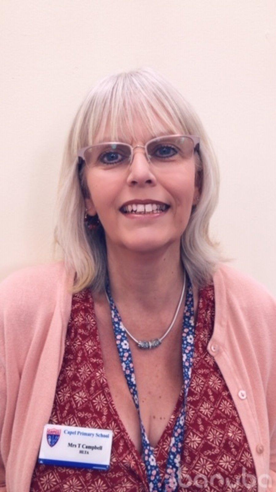 HLTA - Mrs Campbell