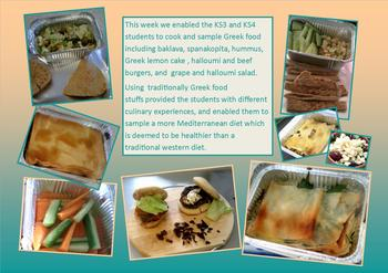 March - International Food Week