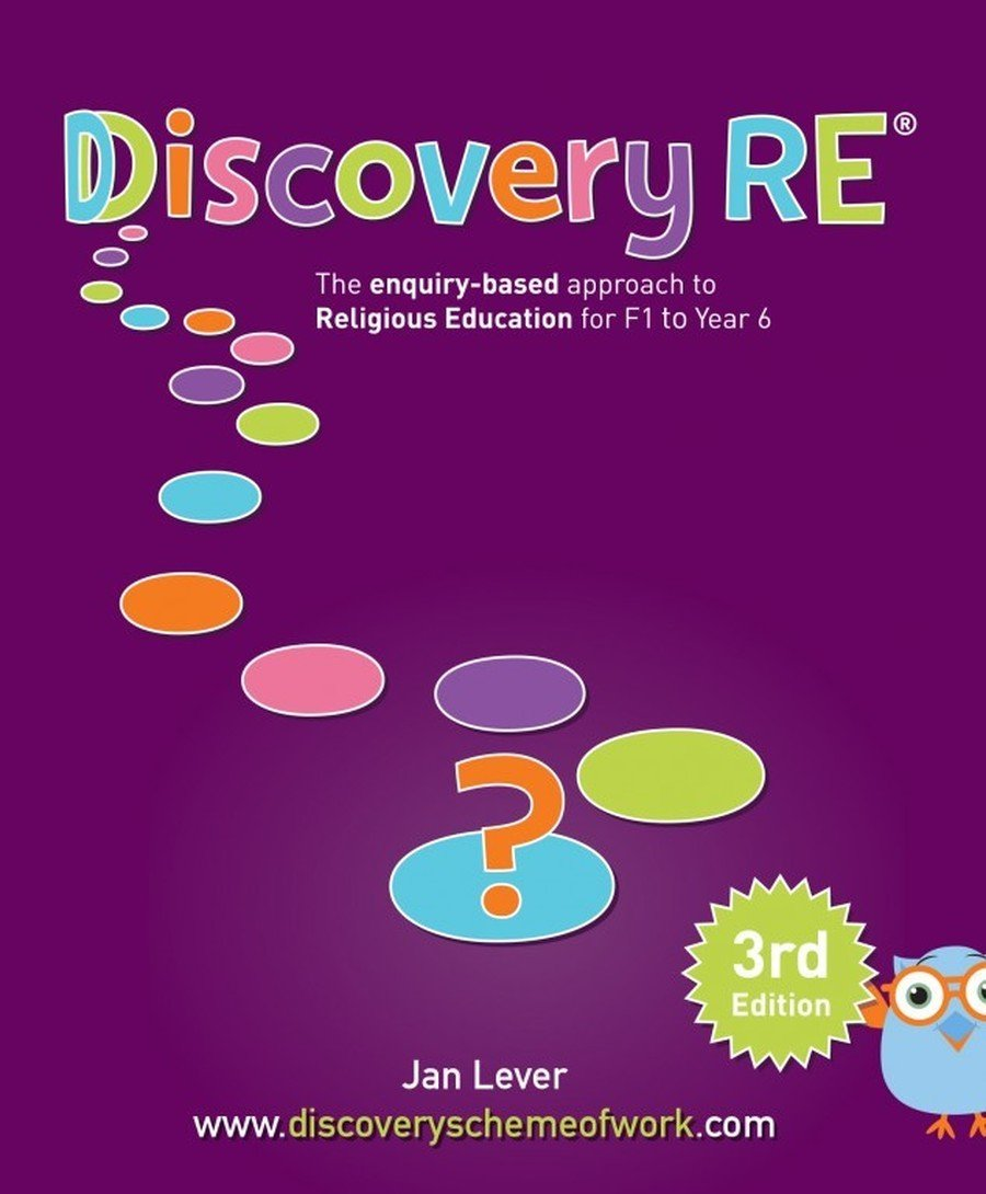Click here to read the parents guide to Discovery RE