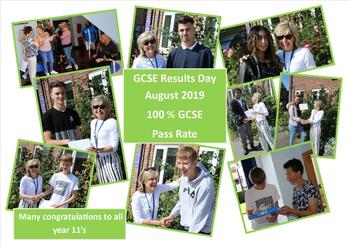 August - GCSE results day