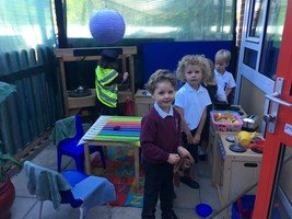 Welcome to our new Reception class