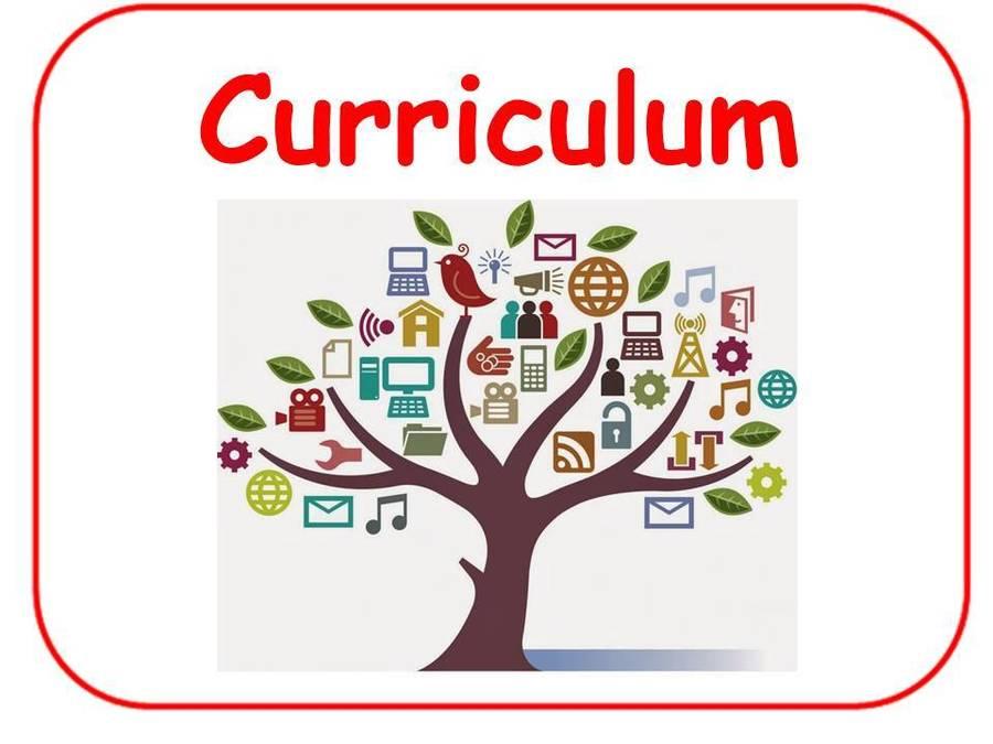 Achieve Well, Aim High, Have Fun - Curriculum