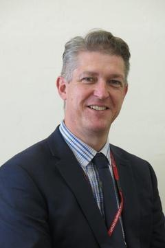 Mr A Lund - Headteacher