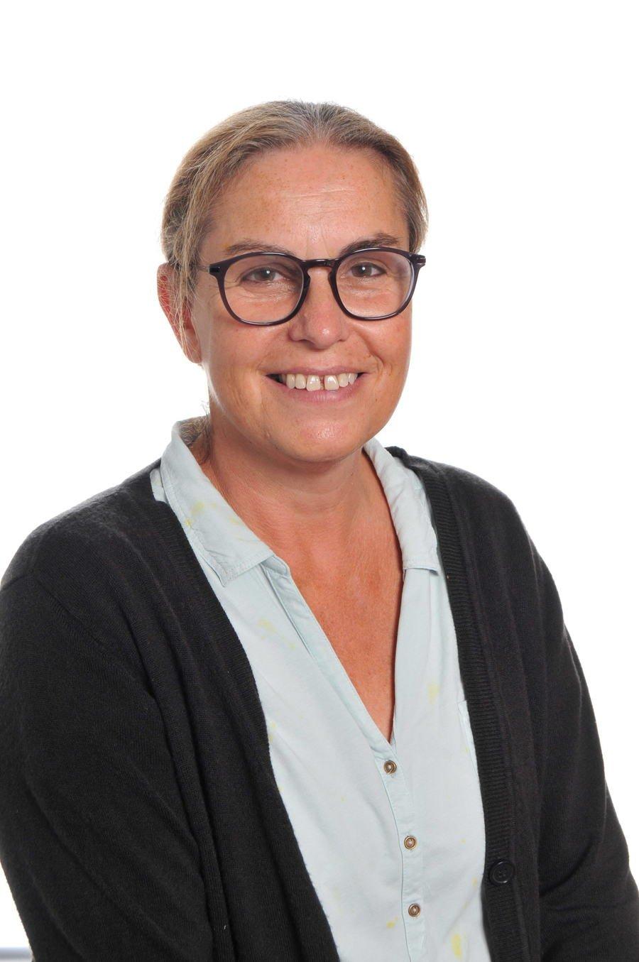 Mrs C Taylor, Nursery Nurse
