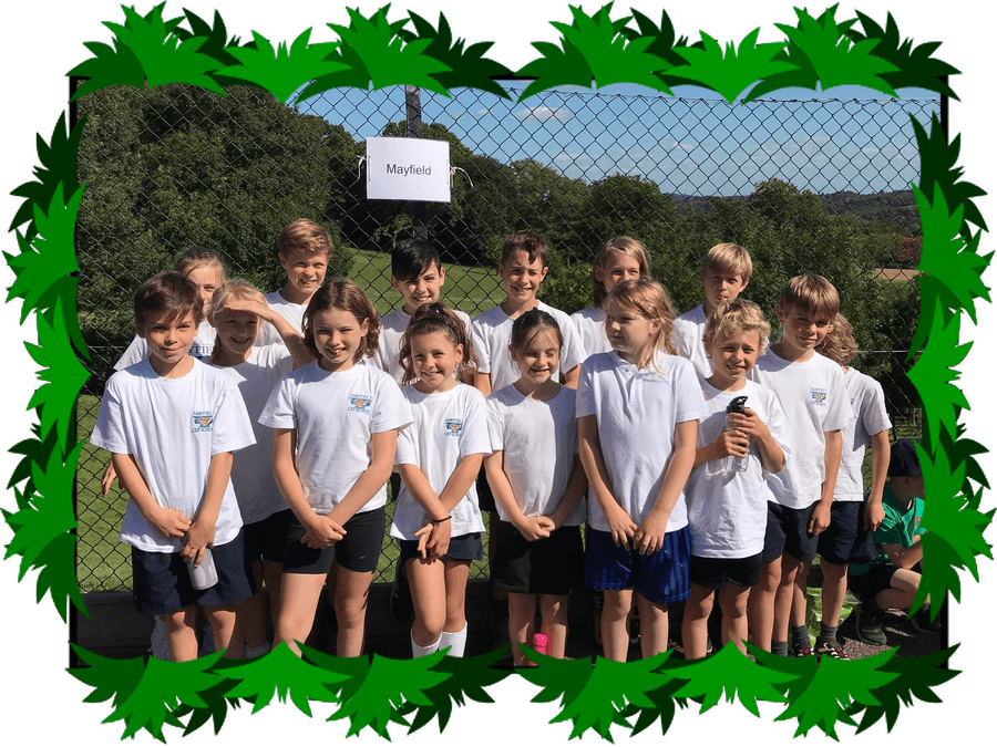 Our amazing Cross Country Runners