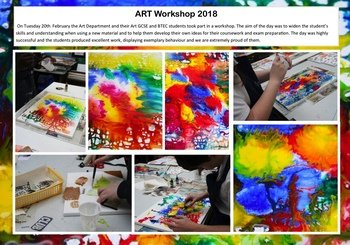 February - Art Workshop
