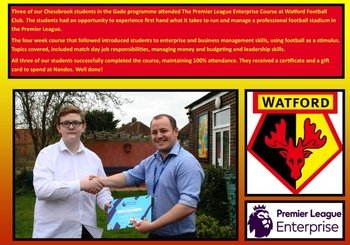 March - Premier League Enterprise Course