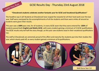 Results Day - August
