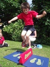 sports day jump challenge