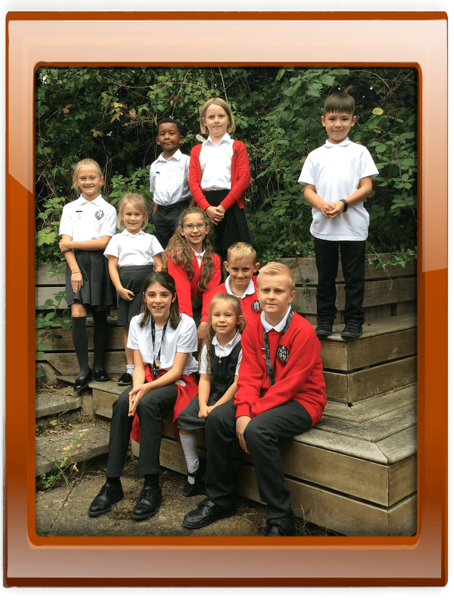 Our Student Council 2019-20