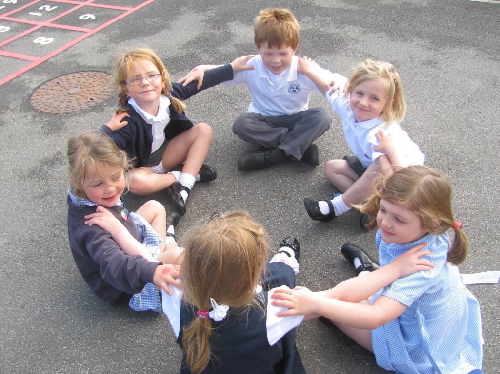 Playground circle