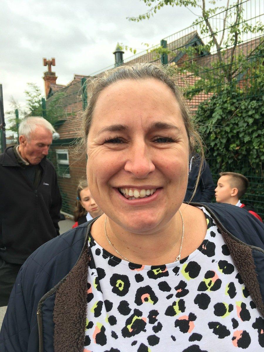 Carolyn Sloan - Secretary