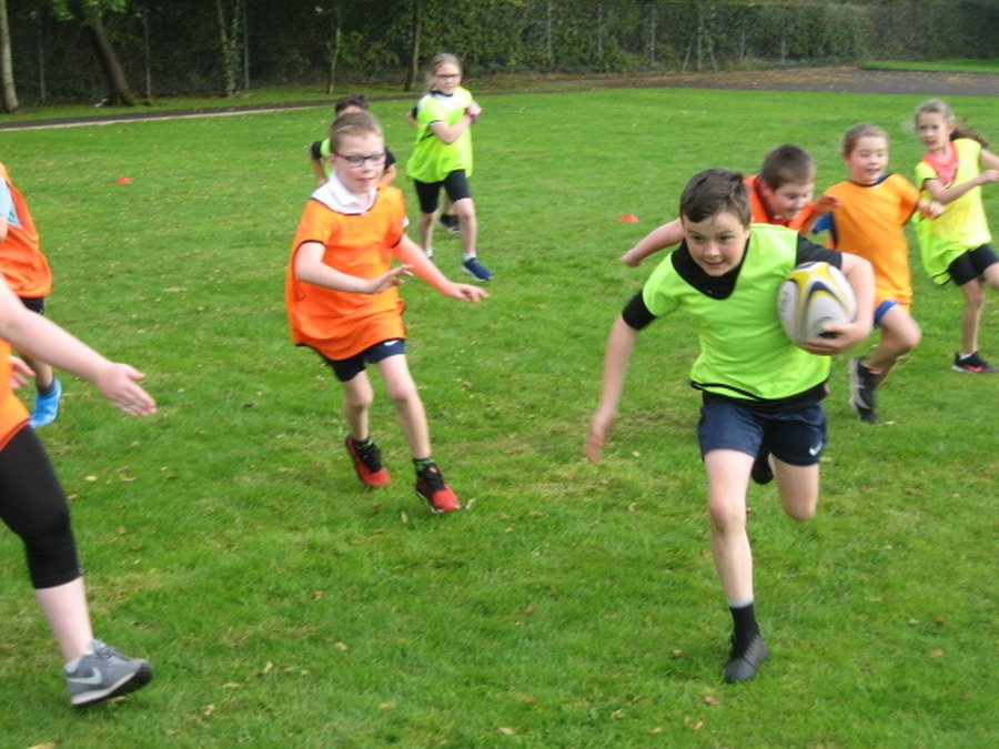 P5/6 Tag Rugby