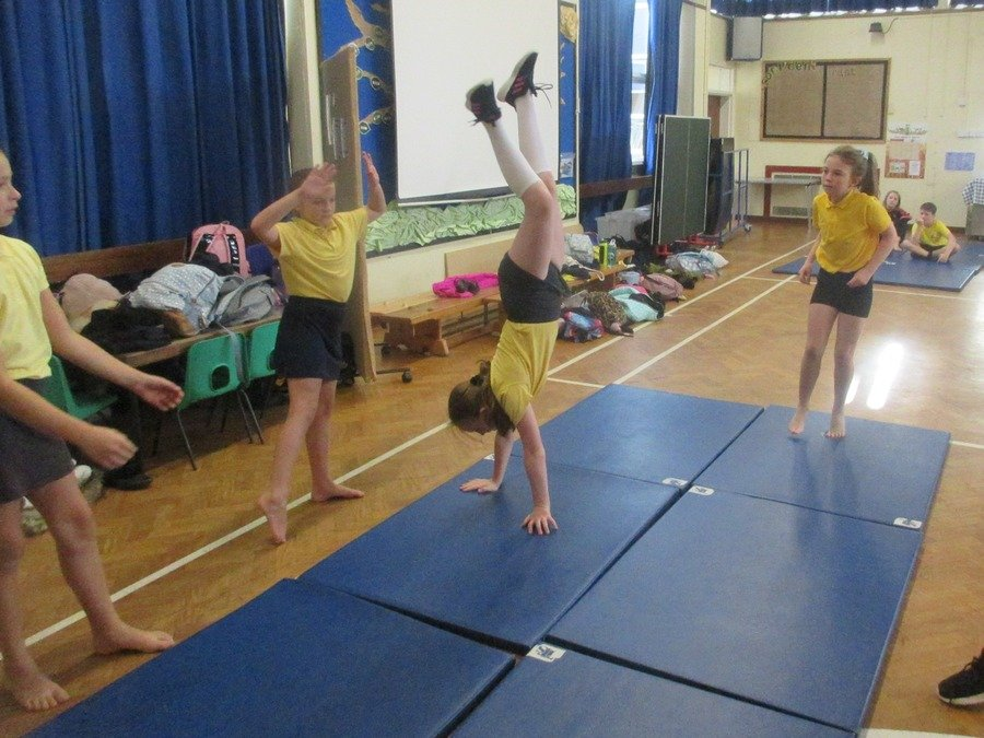 Tuesday<br>Gym, Drama & Dance Club<br>with Mr Williams, Miss Guerrini & Mrs Peacey<br>Key Stage 2
