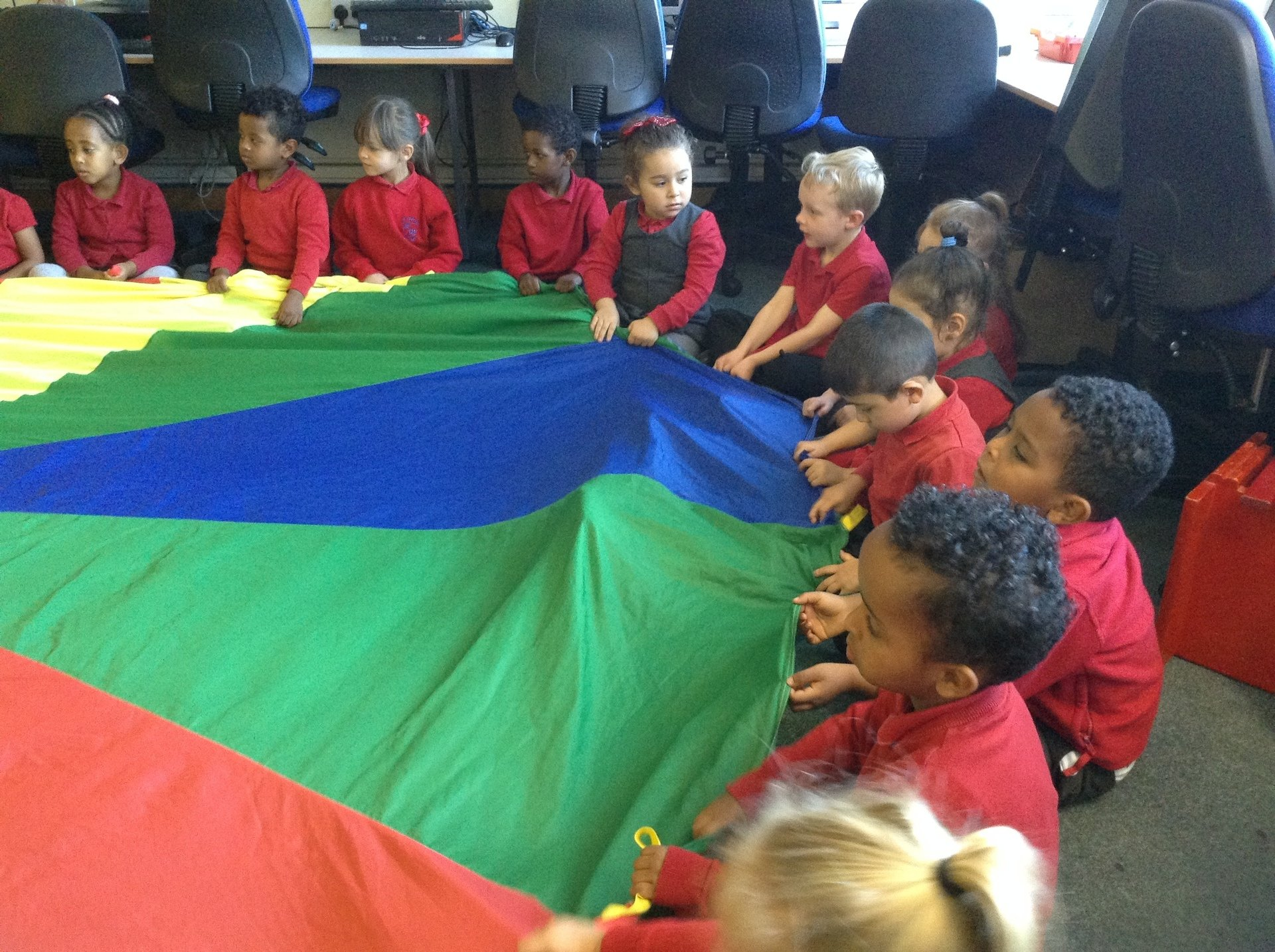 Reception Learning