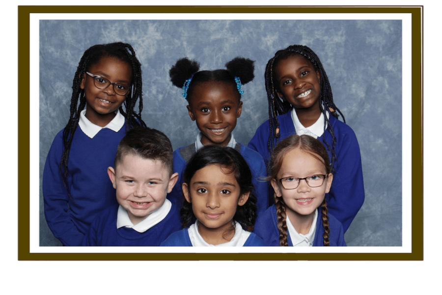 Years 1, 2 & 3 School Council Members