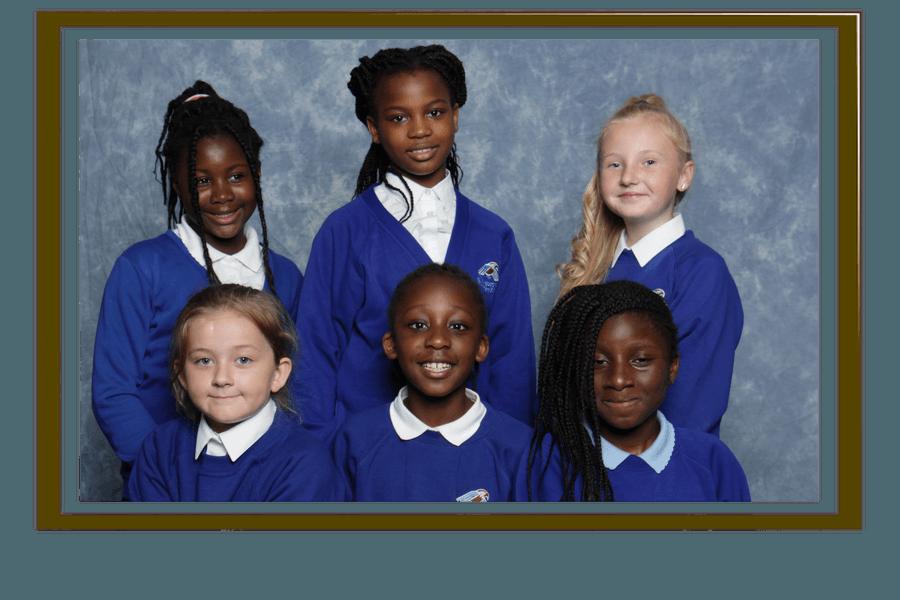 Years 4, 5 & 6 School Council Members