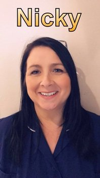 Nicola Jackson<br>Nursery Manager<br>Ofsted Nominated Individual<br>Safe Guarding Lead<br>SENCO 1