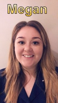 Megan Bellair<br>Nursery Nurse <br>Level 3 Childcare<br>Bluebells 2-3's