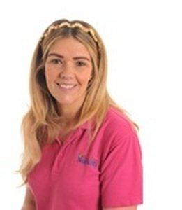 Jodie McFadden<br>Level 3 Childcare<br>