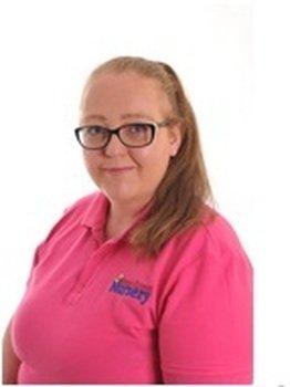 Kim Hilton<br>Level 5 Childcare<br>Deputy Manager<br>Safeguarding Officer<br>SENCO