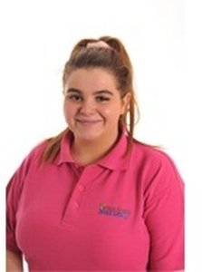 Natasha Hughes<br>Level 3 Childcare