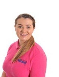 Olivia Lynch<br>Level 3 Childcare