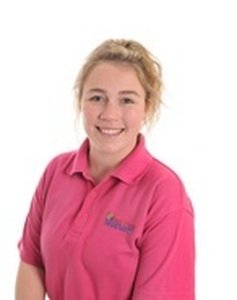 Shannon Gilchrist<br>Level 5 Childcare<br>Bank Staff