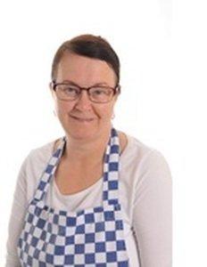 Margery Garlick<br>Nursery Cook