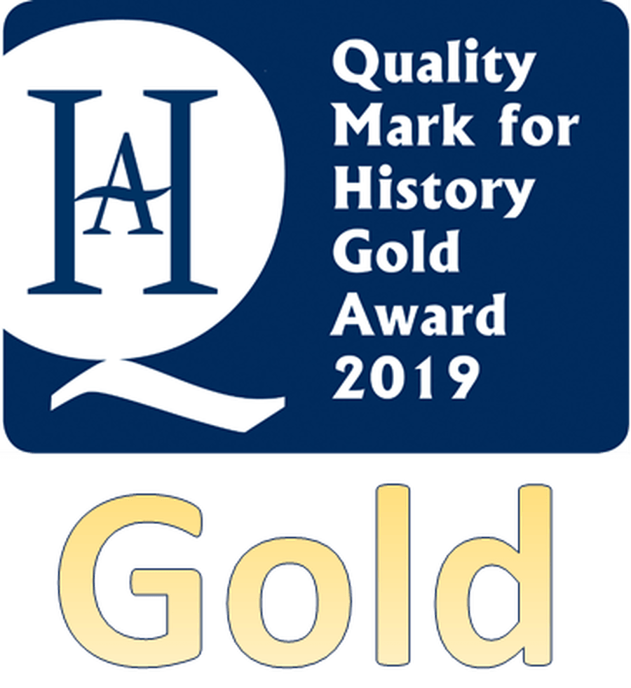 Click on the Gold Quality Mark award to see our report