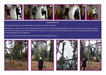 October - Phasels Wood visit