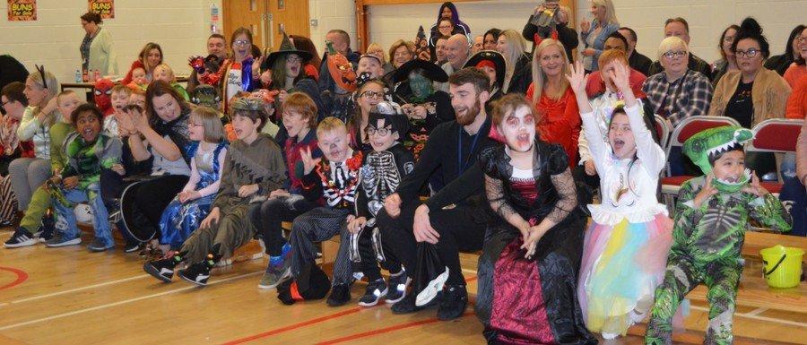Middle School Halloween Celebrations 2019