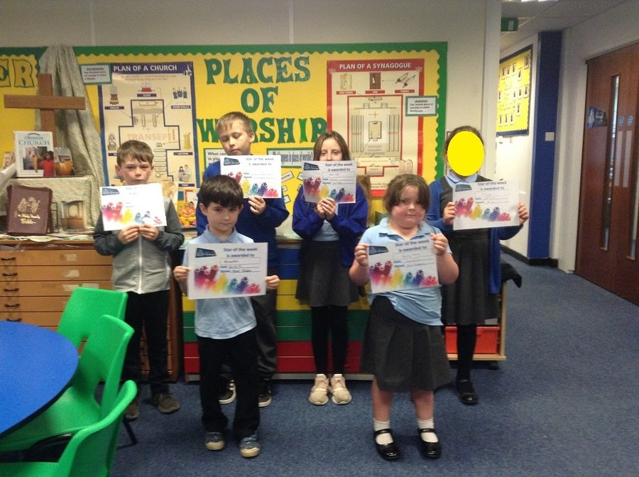 Star of the Week -25/10/2019