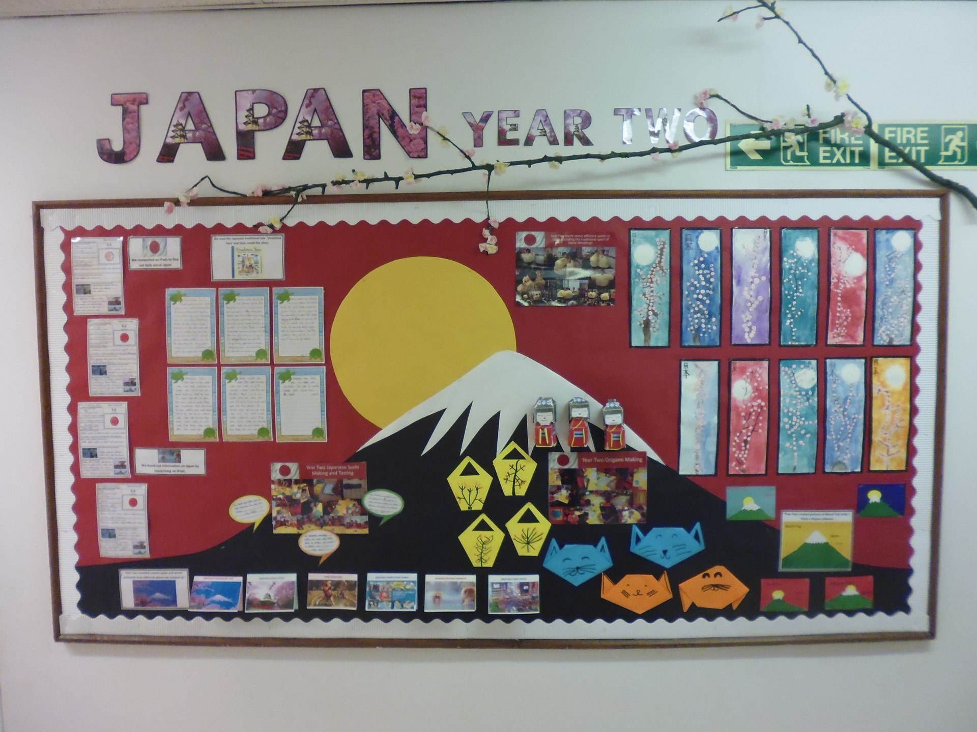 Year Two Japan