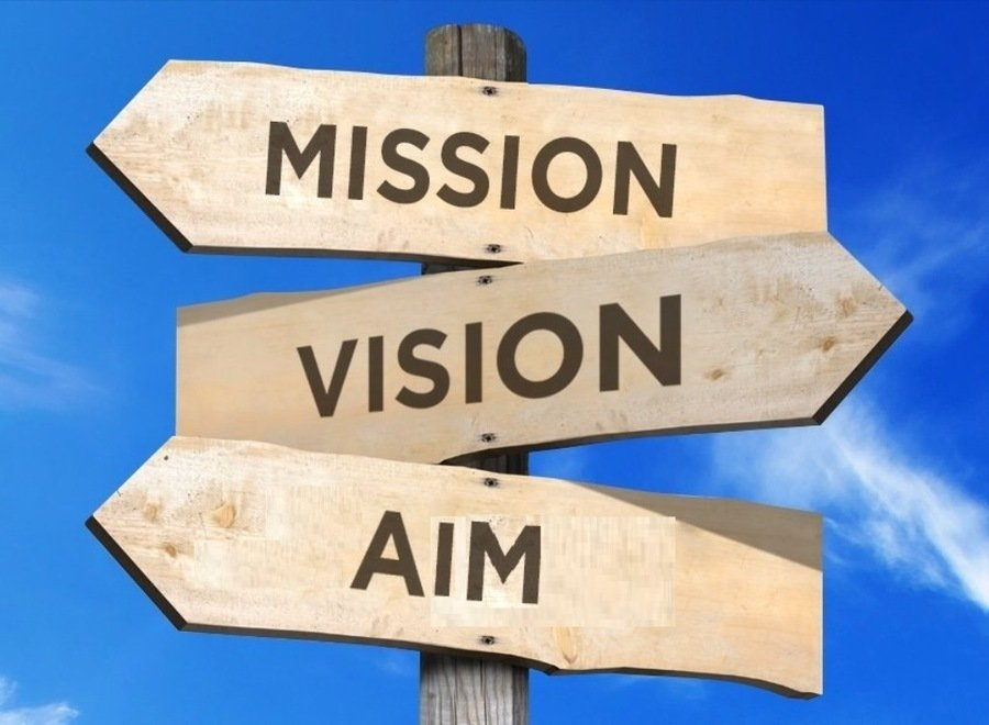 Our Mission, Vision, Aim
