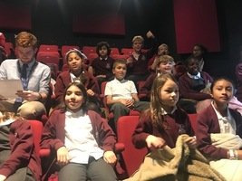 Year 5 went to see YSC production of Macbeth