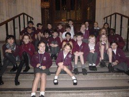 Year 6 visited the Houses of Parliament