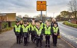 Road Safety Week Mini Police on Duty