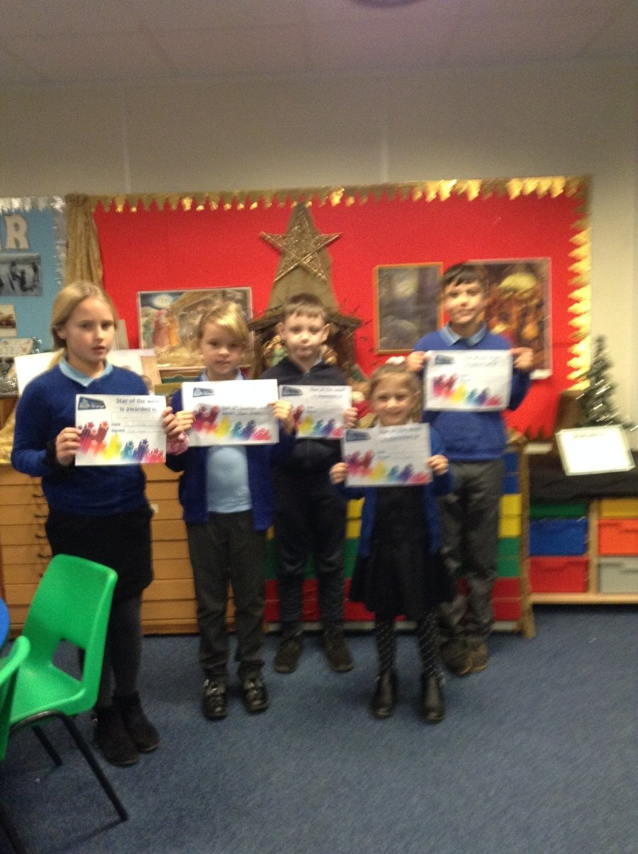 Star of the Week -06/12/2019