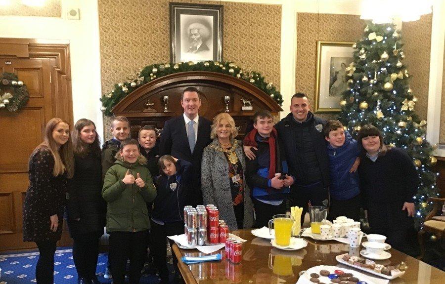 Heroes 1 - Meet the Lord Mayor of Belfast