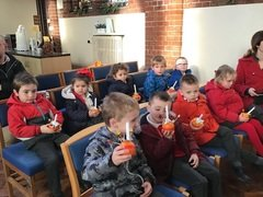 Christingle in Church