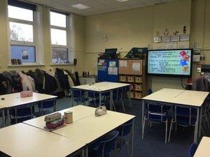 Year 6A Classroom