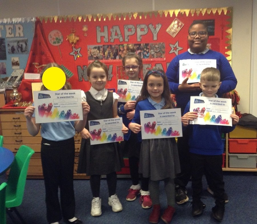 Star of the Week -10/01/20