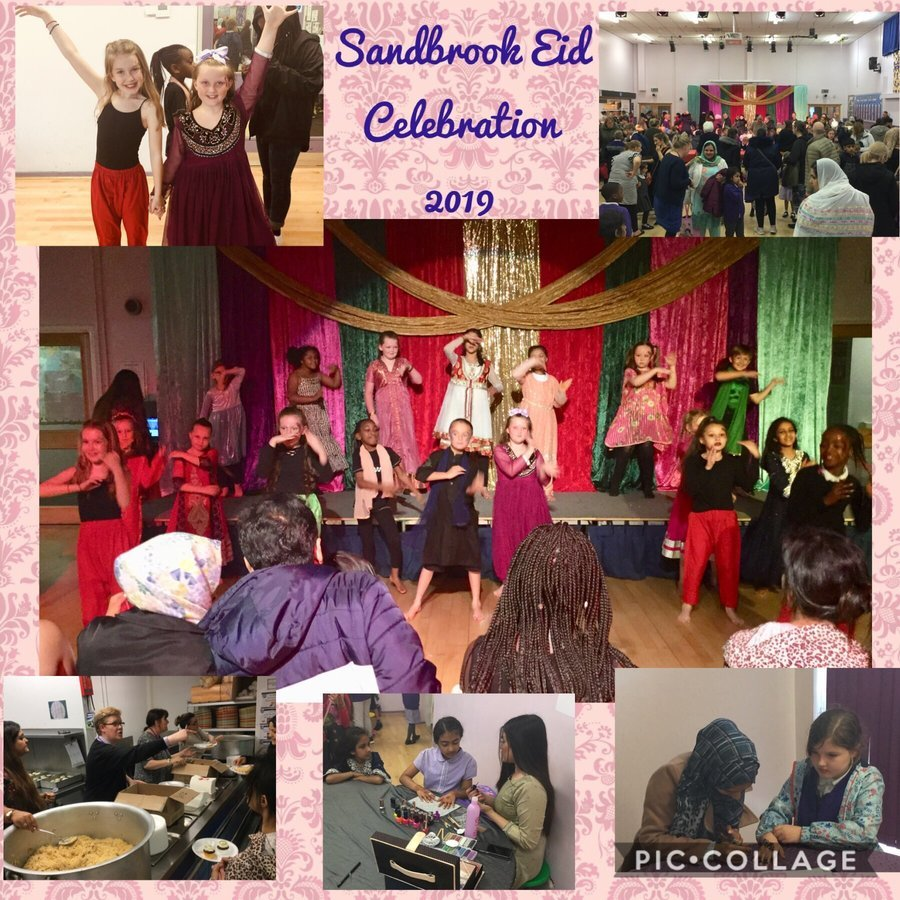 Sandbrook Eid Celebration 2019