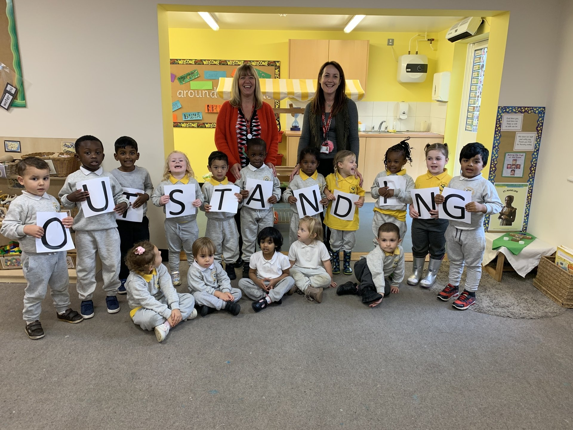 Outstanding Ofsted 2019