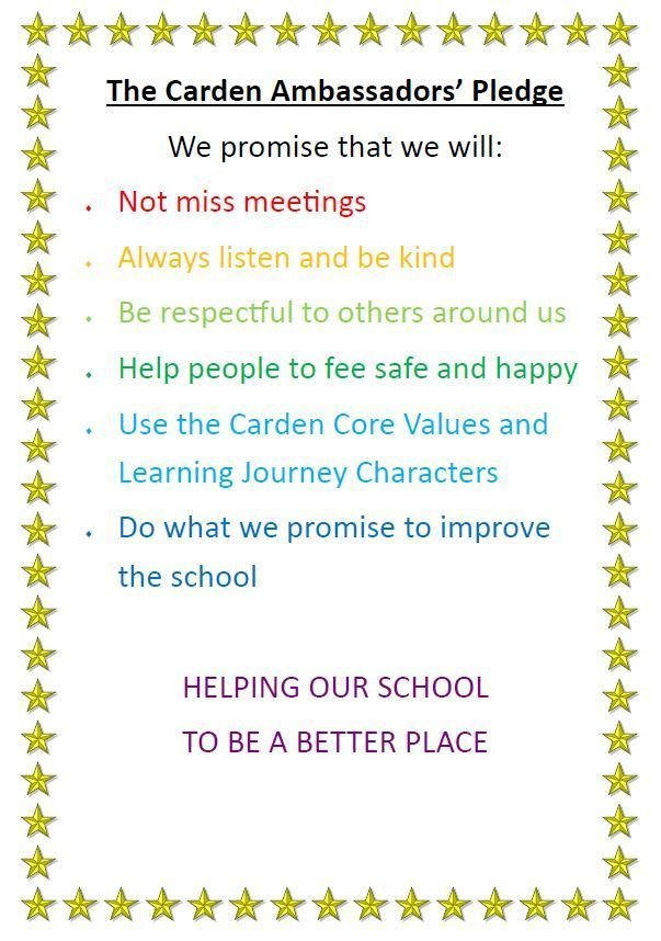 School Council Pledge