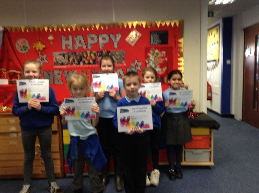 Star of the Week -27/01/20