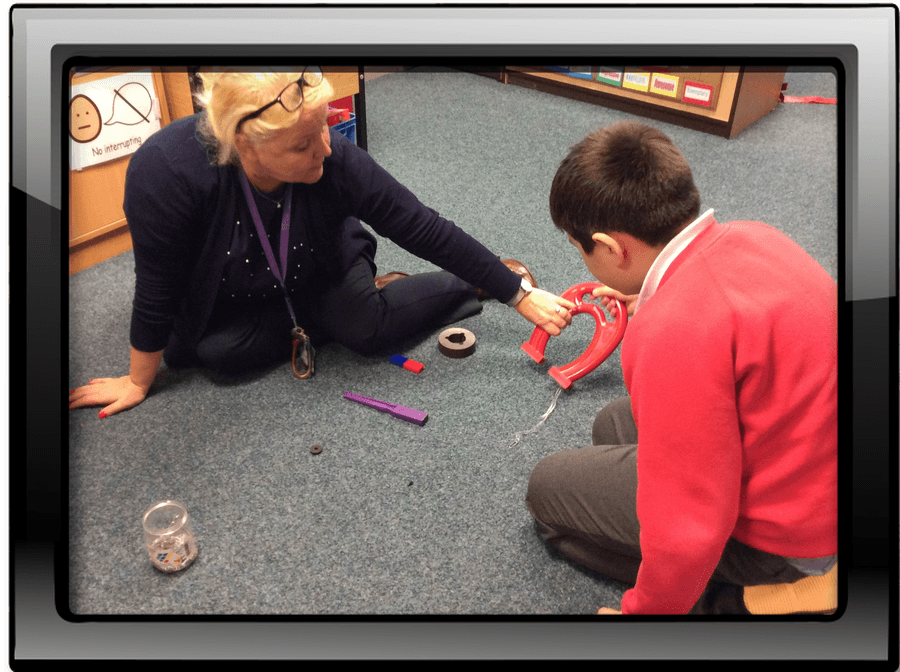 Science Experiment - Is the biggest magnet the strongest?