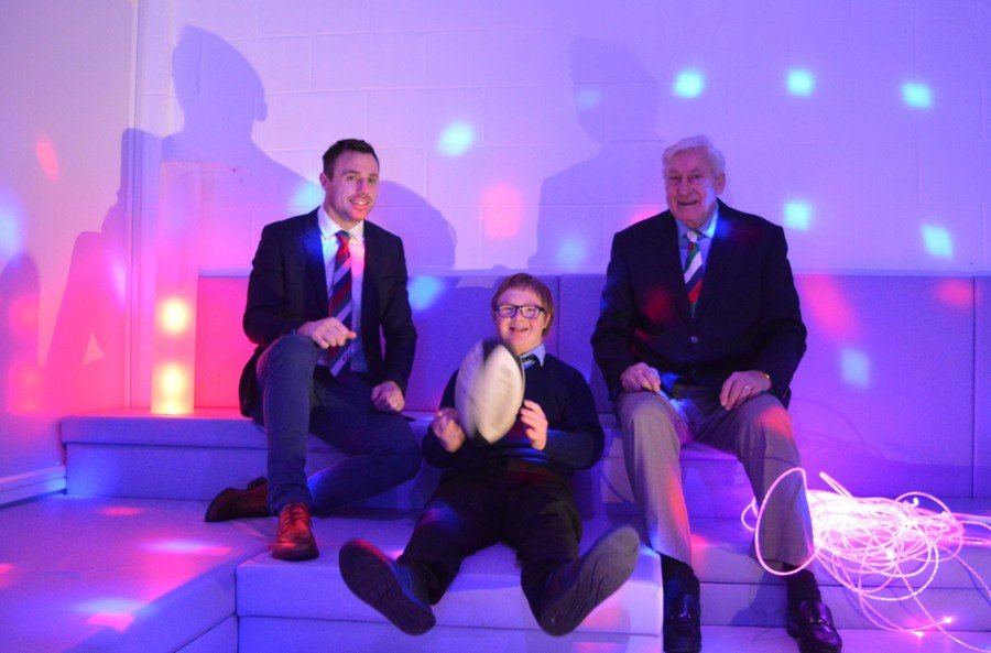 Sensory Room - Official Grand Opening