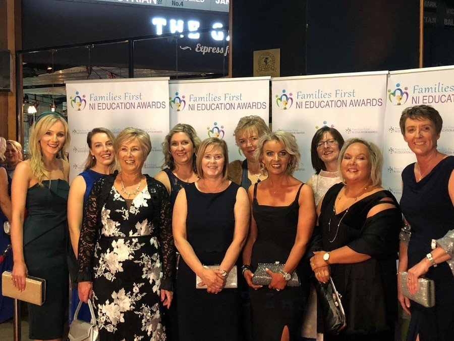 Families First Education Awards